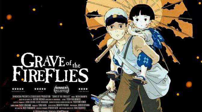 Grave of the Fireflies หนังดีสุดยอดของ Glibi