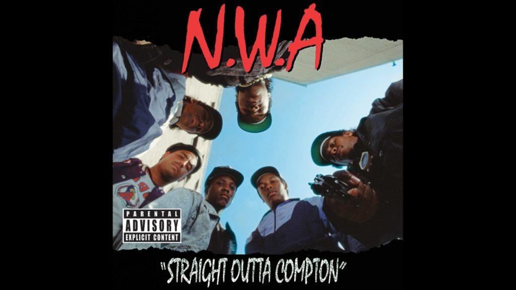 วง N.W.A เเรงบันดาลใจของหนัง Straight Outta Compton