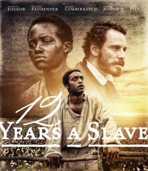 12 Years a Slave Poster หนัง