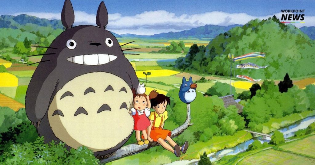 Totoro Background