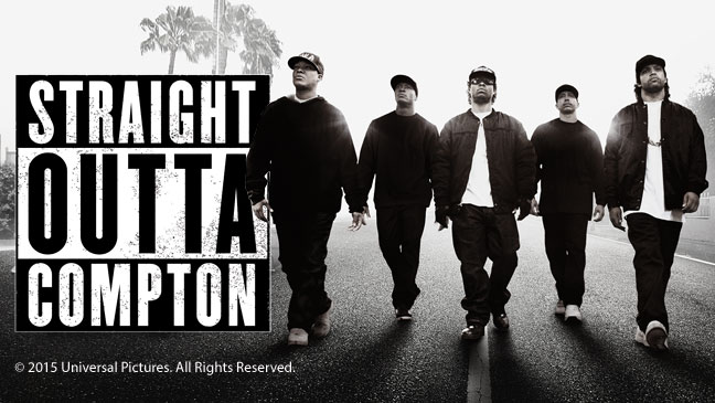 Straight Outta Compton Movie 2015