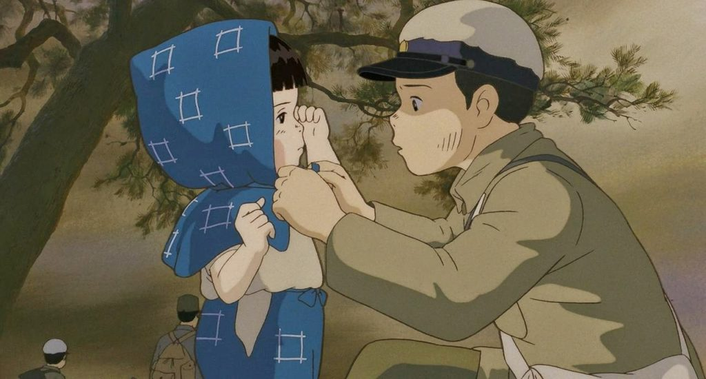 Grave of the Fireflies  Glibli 1988