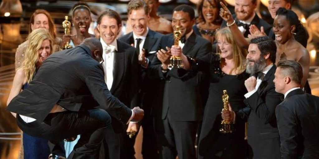 12 Years a Slaveหนังรางวัลออสการ์