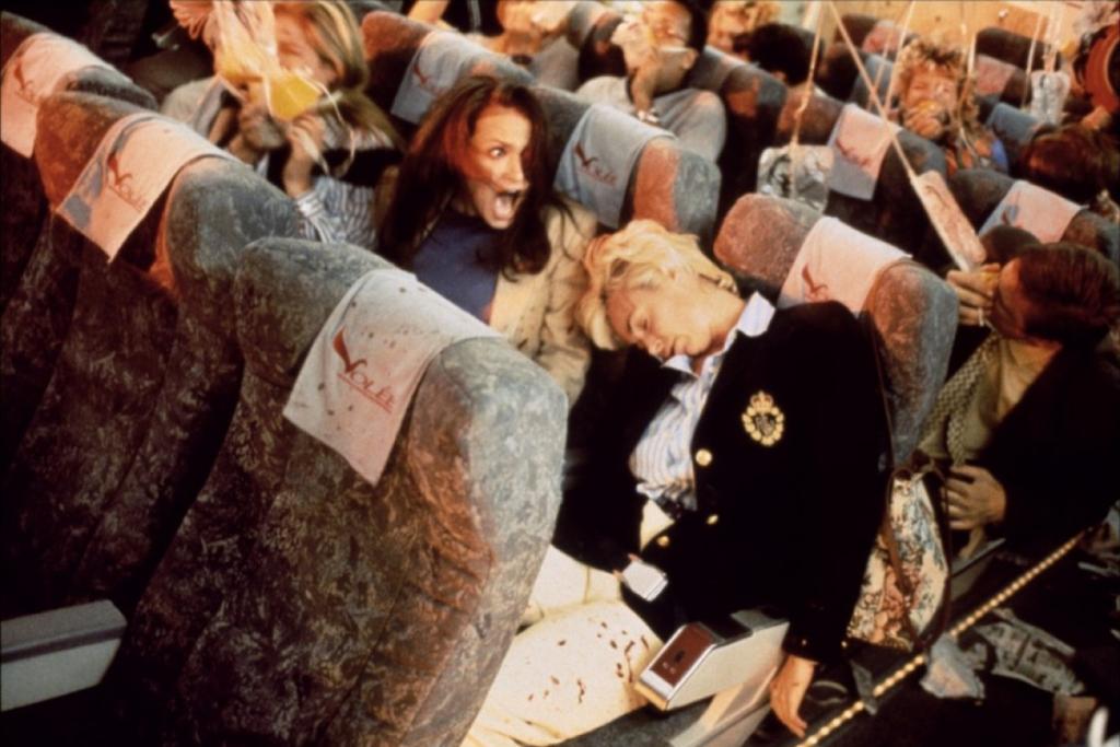 Plane Final Destination
