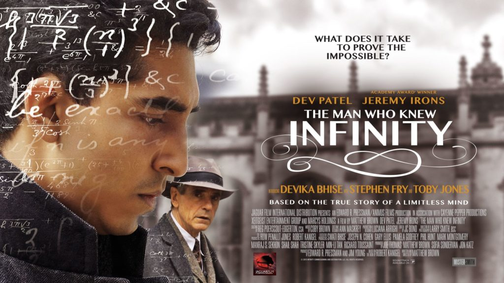 หนังชีวประวัติ The Man Who Knew Infinity