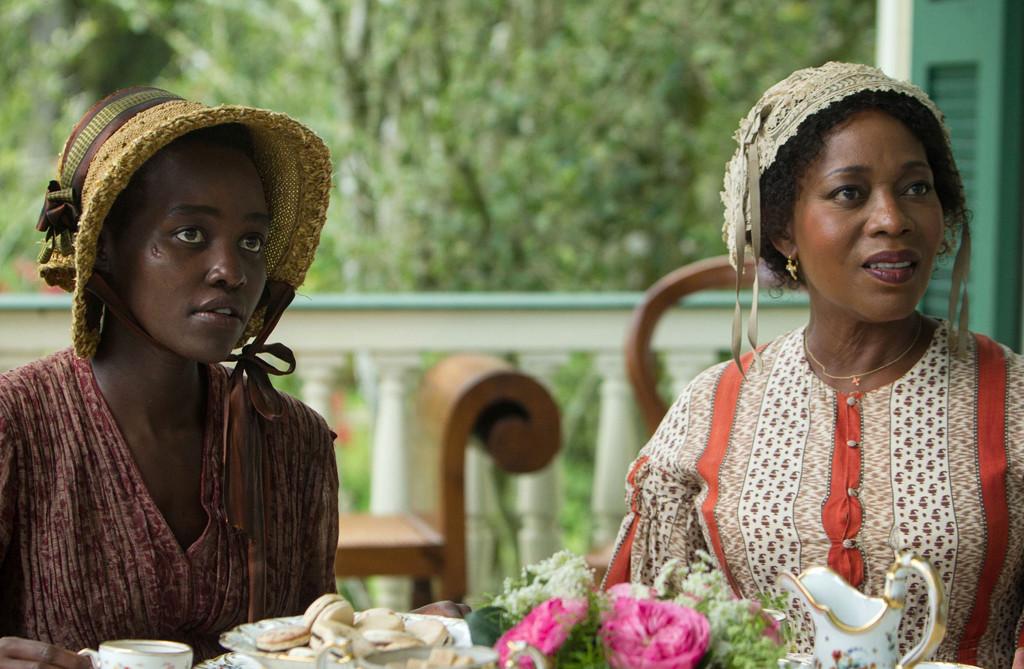 ชนผิวดำที่มั่งคั่งก็ยังถูกกำหนดเส้นแบ่งเรื่องสีผิวในยุคก่อน ค.ศ. 19