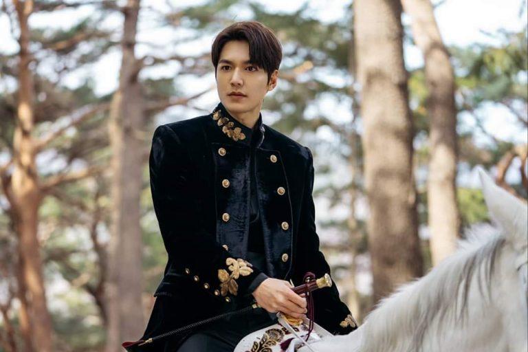 Lee Min Ho in The King