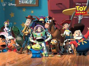 การ์ตูน Toy Story