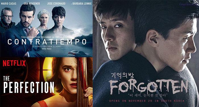 3 หนังหักมุม Netflix น่าดู