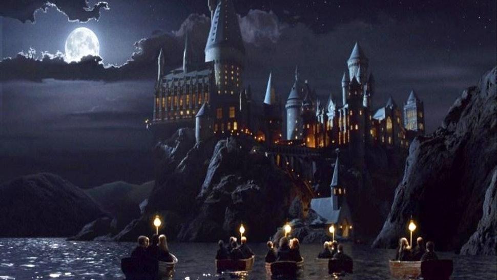 ปราสาทฮอกวอตส์ หนังภาคต่อ Harry Potter