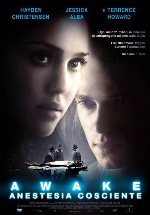 รีวิวหนัง Awake (2007) Poster