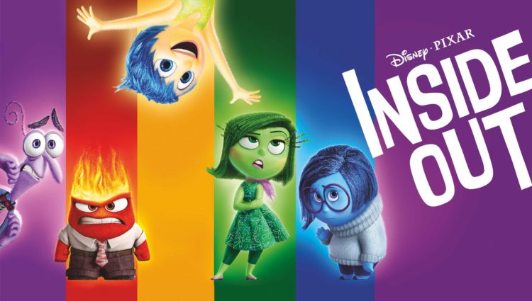 รีวิว Inside Out 2015 Pixar