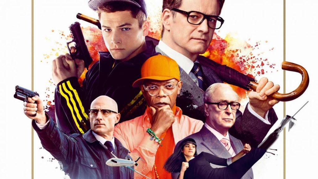 รีวิว Kingsman poster ภาค 1