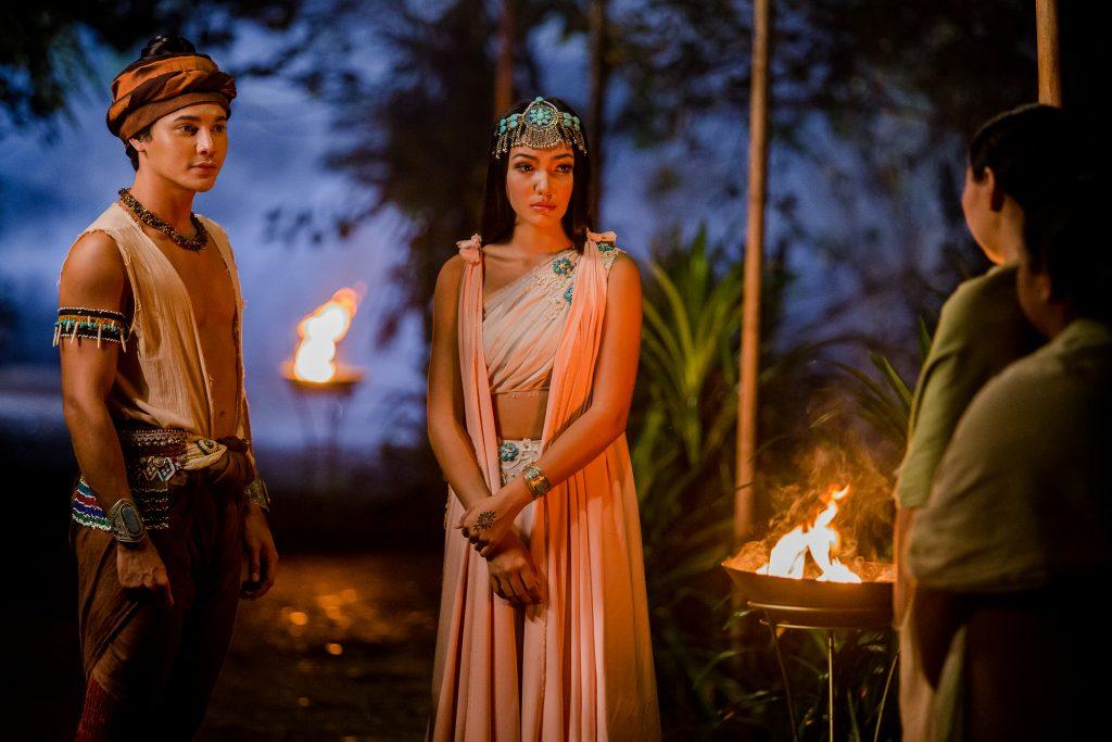 ตำนานมโนราห์ของไทย