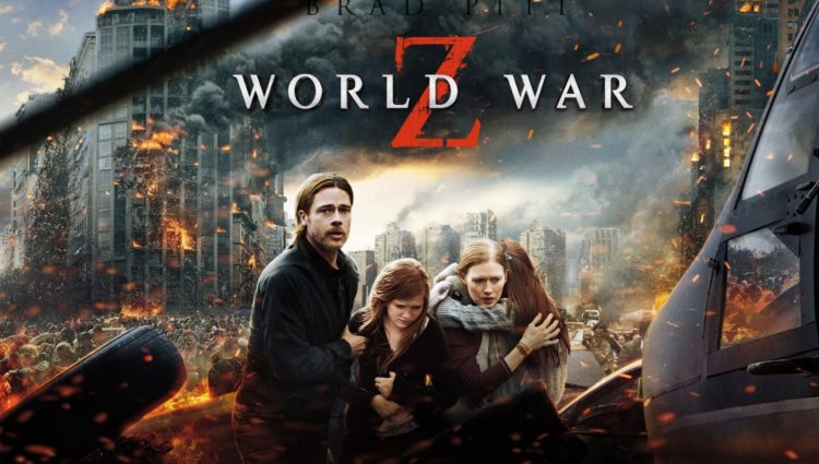 รีวิว World War Z (2013) Brad Pitt