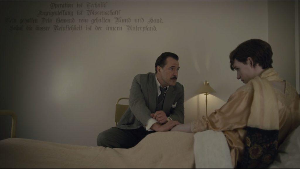 เพศที่สามยังไม่ได้รับการยอมรับในยุคนั้น-The Danish Girl