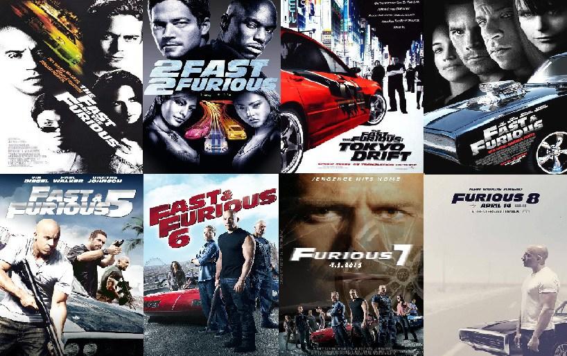 รีวิวหนัง หนังภาคต่อ Fast and Furious
