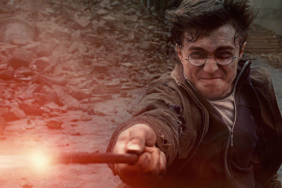 แฮรี่ต่อสู้กับโวลเดอร์มอ