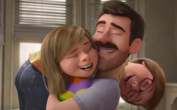 รีวิว Inside Out ไรลีย์ตอนมีความสุขกับครอบครัว