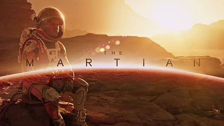 รีวิวหนัง The Martian Cover
