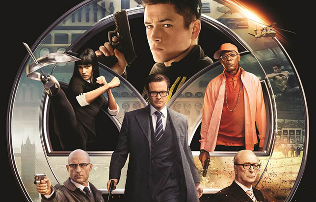 รีวิว Kingsman 2015 Kingman: The Secret Service