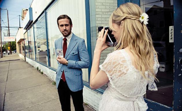 ฉากแต่งงานBlue Valentine
