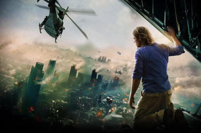 รีวิว World War Z (2013) Poster