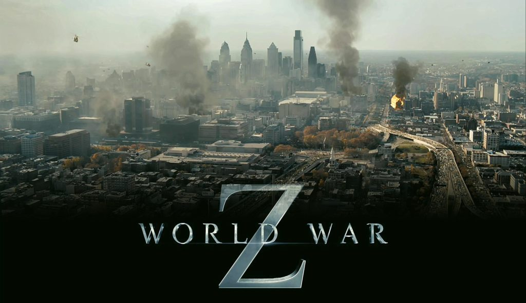 WW Z Poster Movie