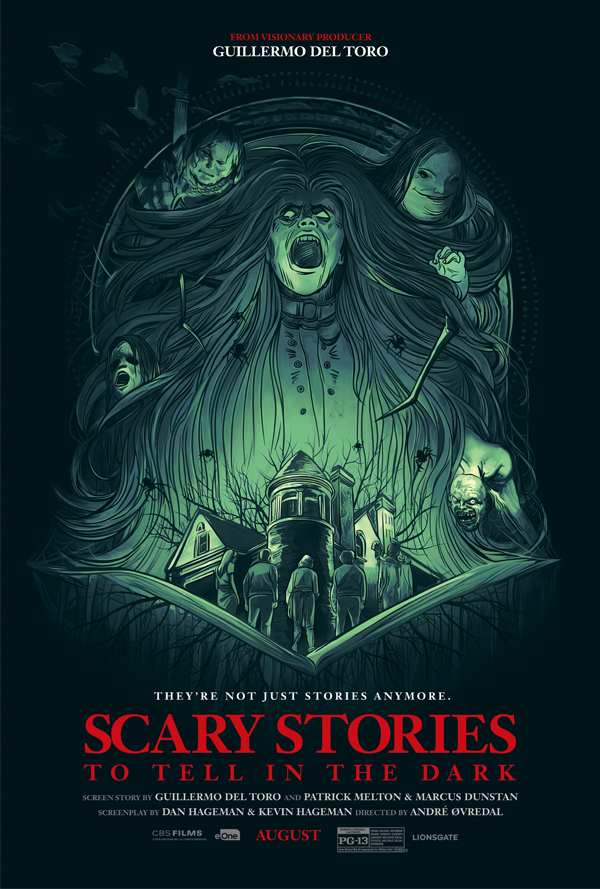 Scary Stories to Tell in the Dark 1