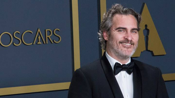 นักแสดง Joaquin Phoenix