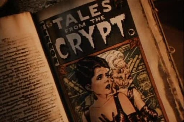 Tale from the Crypt ตอน  Only Sin Deep