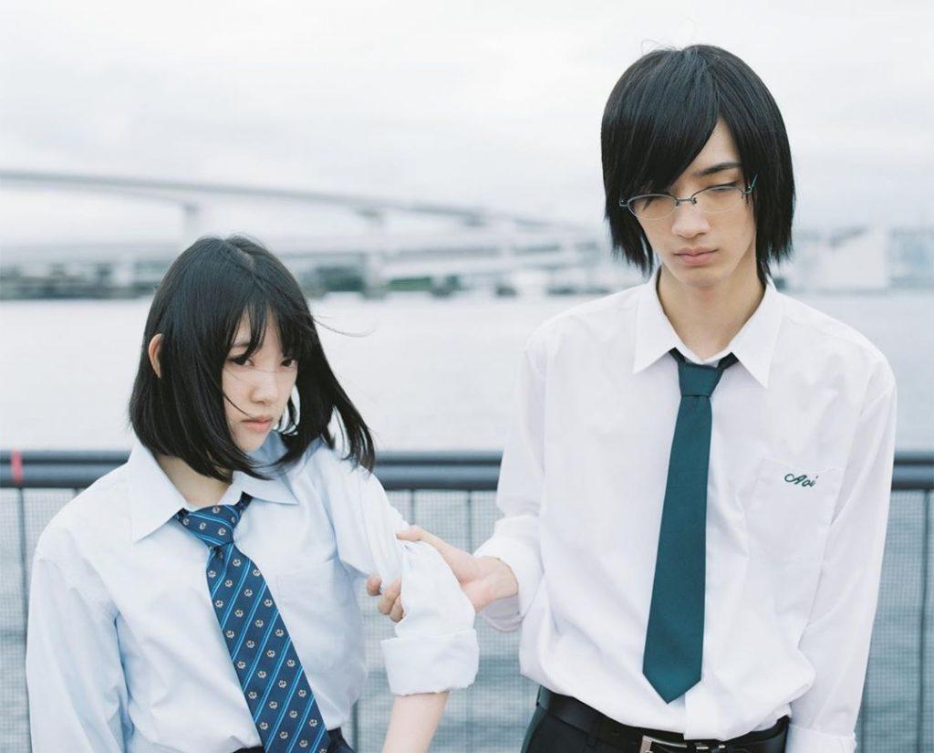 หนังญี่ปุ่น รักร้อน ซ่อนกล Hot Gimmick: Girl Meets Boy (2019)