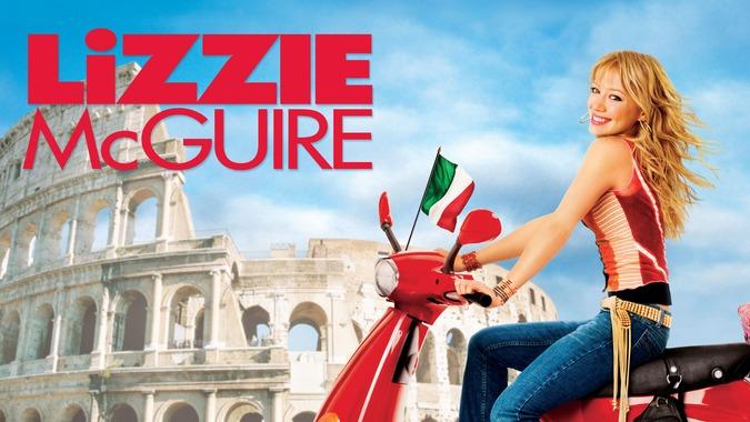 หนัง The Lizzie Mcguire