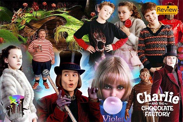 หนัง ชาร์ลี กับโรงงานช็อกโกแลต